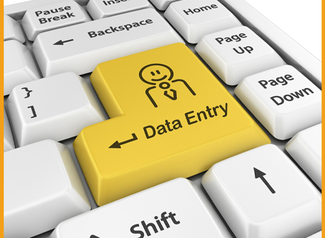 Most of the data entry carrier's networks follow strict quality control procedures to keep better accuracy