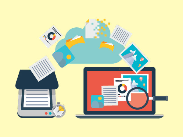 Document Scanning and OCR Services