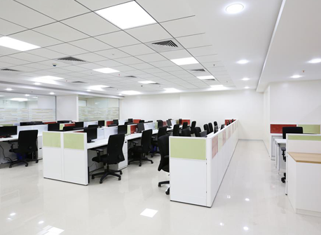 Many of the IT based companies have got lead role in outsourcing business